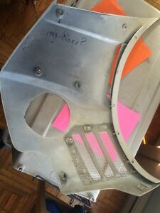 1985 Suzuki GSX750EF Left Side Panel Cover Regina Regina Area image 5