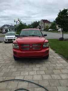 2008 Dodge Dakota SXT 4x4 v6 3,7L Camionnette