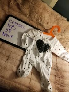 Pyjama NB - Carter's