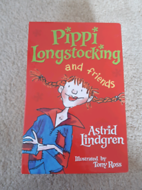 Pippin Longstocking series, The Worst Witch series and Happy Days book