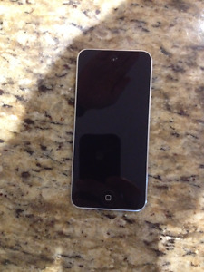 Ipod 5 - mint - like new (silver with black screen)