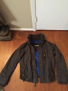 Abercrombie, Bench, Burton and Under armour jackets