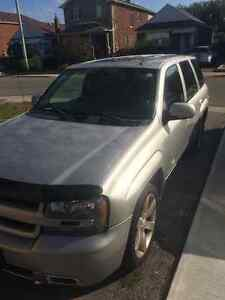 2006 Chevrolet Trailblazer SS SUV, Crossover