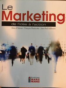 Livre Le Marketing