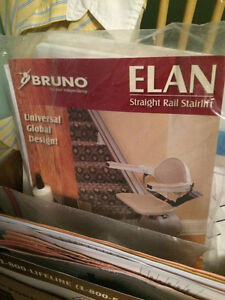 Stair Chair Lift (Bruno Elan)