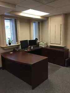 Office Closing: Furniture for sale