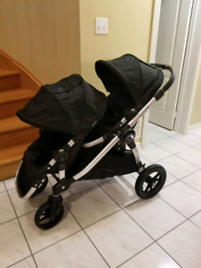 Baby Jogger City Select 2016 double stroller