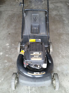 MTD Lawn Mower Rear Bag Regina Regina Area image 1