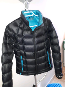 Windriver down jacket women size small