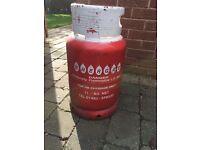11kg propane gas bottle (FULL)
