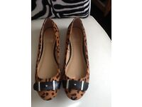 Ladies flats shoes size 6 brand new £10 for 2pairs