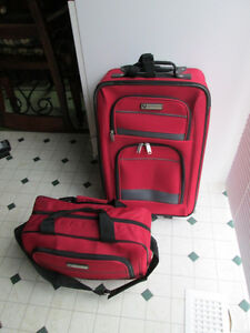 Airway Two Piece Luggage Set by Atlantic