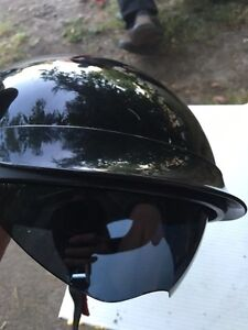 Medium Motorcycle Helmet with Visor