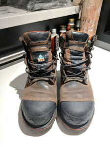 Timberland Boondock Mens Safety Boots