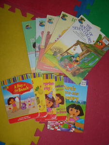 new books for Grade 1 and kintergarden (4 years ~9 years old)