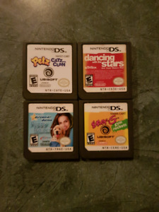 Nintendo ds games 20 for all