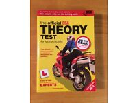 Motorcycle Theory book