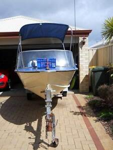 Starcraft Runabout Broadwater Busselton Area Preview