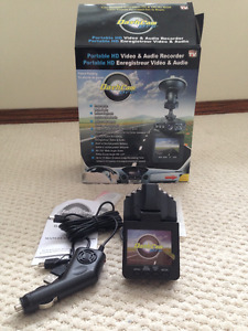 Dash Cam Pro- New in original packaging with manual!