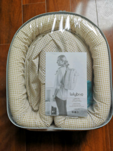 Moving Sale! Lulyboo baby bassinet to go