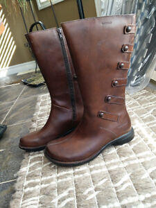 New Merrell Leather Boots Brown Women Size 7 Strathcona County Edmonton Area image 6