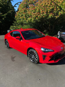 2017 Toyota GT86 Lease Takeover
