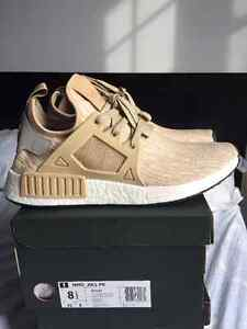 Adidas NMD XR1 tan - sz 8.5 and 9
