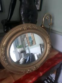 Vintage small mirror