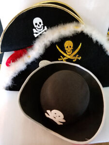 Pirate Hats!