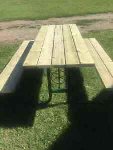 Picnic tables Strathcona County Edmonton Area image 1