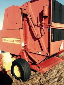 New holland 660 baler