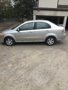 CHEVY AVEO LS 2009 MINT CONDITION