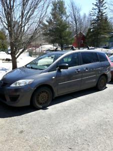 Mazda 5 2008 manuel