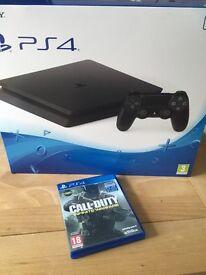 Brand new sealed PS4 500GB + Infinite Warfare Warranty and Receipt