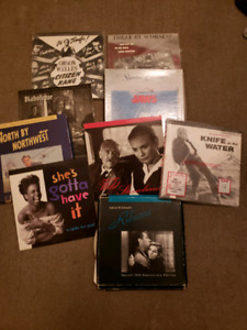 Laserdiscs - lot for $45 or separate (10-20$)