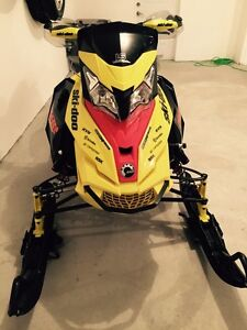 2015 skidoo iron dog
