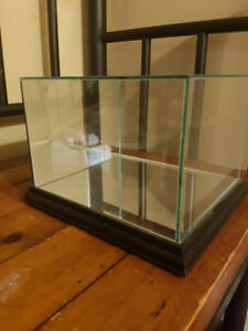 Perfect cases glass display case