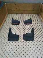 09 gmc front and rear mud flaps, a 6×6 box liner