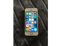 iPhone 5s Gold 16gb locked to EE
