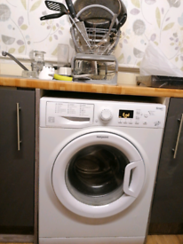 SOLD Hotpoint smartech 9kg washing machine
