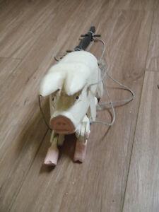 Marrionette Pig of rthe pig lover