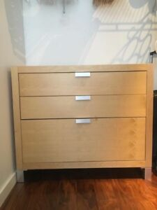 EQ3 Chest with Three Deep Drawers - Free Delivery