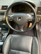 2003 Honda accord euro  luxury Fairfield West Fairfield Area Preview