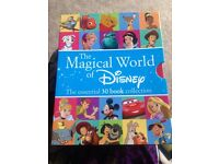 SALE!!! The Magical World of Disnep (The essential 30 book collection) ONLY £100