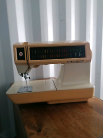 Vintage /retro sewing machine
