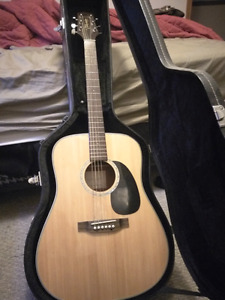 Takamine g series acoustic