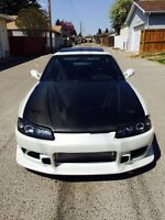 1992 Nissan 240sx s15 front end conversion