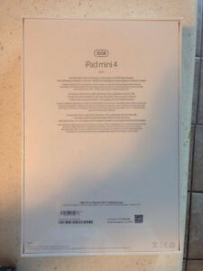 Ipad mini 4 32G New
