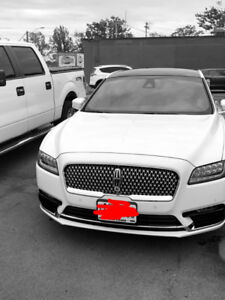 2017 Lincoln Continental  with only 17,500 original Kms on it