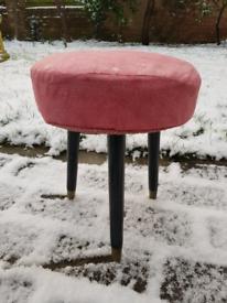 Vintage 3 legged stool